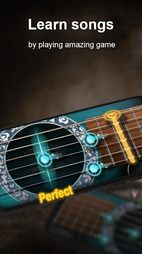 Real Guitar - Music game & Free tabs and chords!  screenshots 2
