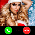 Hot girl video call prank icon