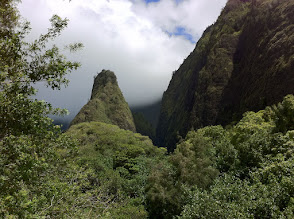 Photo: The 'Iao Needle
