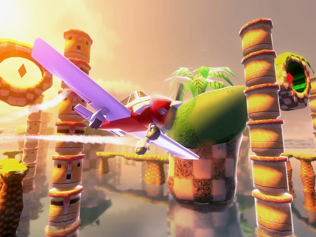Air Stunt Pilot 3D- screenshot