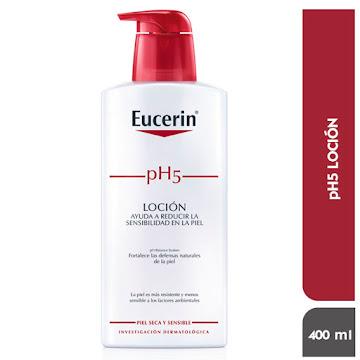 Loción EUCERIN ph5 piel