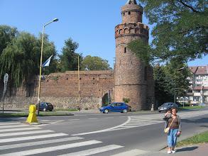 Photo: Pyrzyce. Pod Basztą Sowią