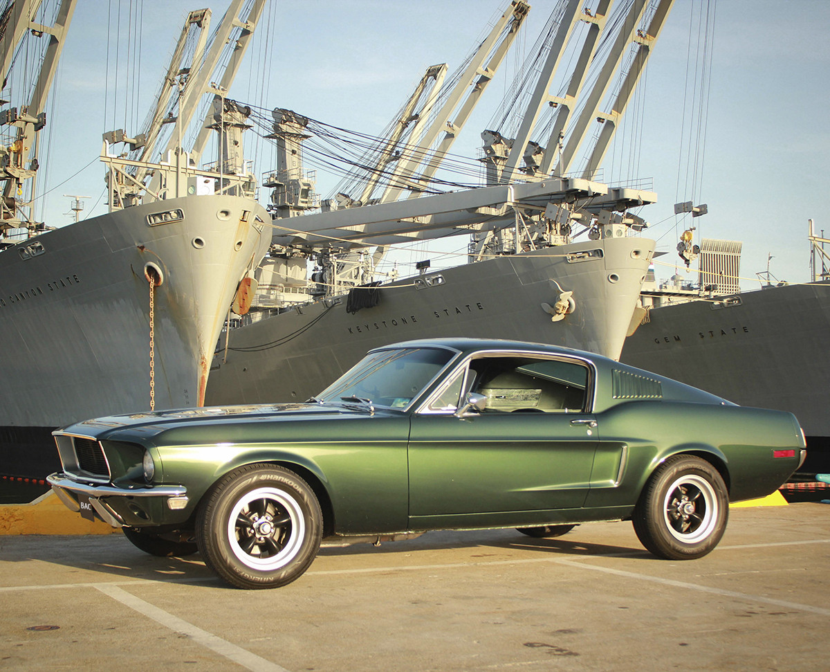 Ford Mustang Hire San Jose