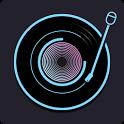 Vinyl - Free music for YouTube icon