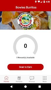 Bowles Burritos Rewards 3.0.1 APK + Мод (Free purchase) за Android