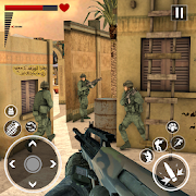 World War in Pacific: FPS Shooting Game Survival MOD APK aka APK MOD 1.0.5 (Unlimited Money)
