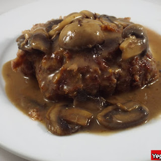 Mmmm Mmmm Meatloaf and Mushroom Gravy