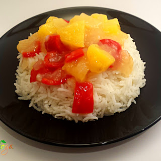 Healthy Homemade Sweet & Sour Sauce