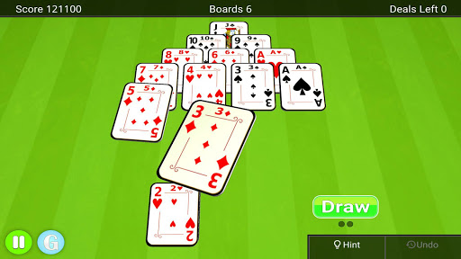 Pyramid Solitaire 3D Ultimate 1.2.3 screenshots 23