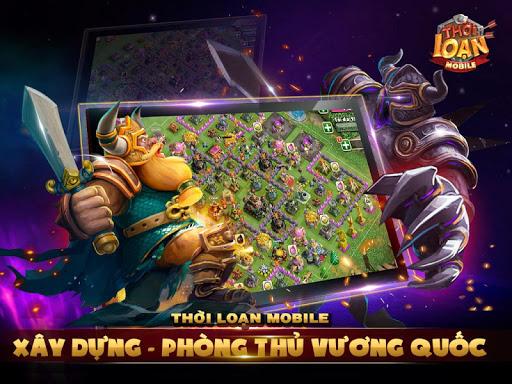 Thu1eddi Lou1ea1n - Siu00eau Phu1ea9m Game Chiu1ebfn Thuu1eadt 6.3.5 Screenshots 3