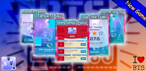 Descargar Bts Kpop Piano Tiles Game Para Pc Gratis Ultima Version