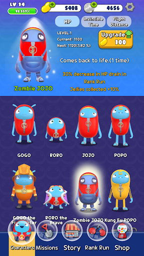 ZellyGo Dash - running game filehippodl screenshot 2