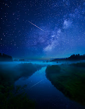 Photo: Night River  Enjoy your Sunday everyone! A tutorial on star photography can be found on my blog: http://www.mikkolagerstedt.com/blog/  Happy Father's Day to Dad and Grandad!
