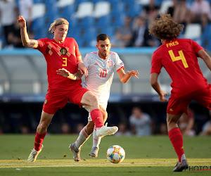 """Bornauw espère être de la partie à l'Euro avec les Diables : """"Les chances que j'y arrive sont minces"""""""