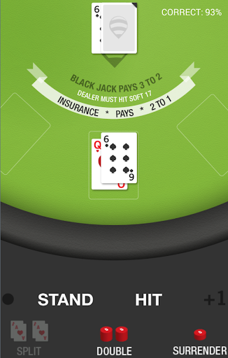 Blackjack soft hand trainer
