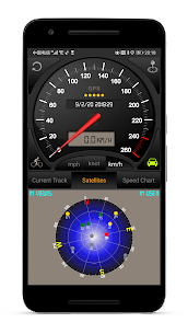 Speedometer GPS Pro Patched MOD APK 2