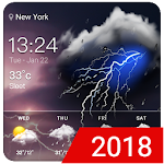 Easy weather forecast app free 16.1.0.47490