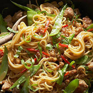 Updated Chicken Chow Mein.