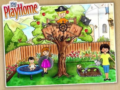 لعبة ماي بلاي هوم My PlayHome Play مهكرة Mod 3