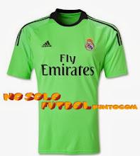 Photo: Real Madrid Portero * Camiseta Manga Corta * Camiseta Niño con pantalón