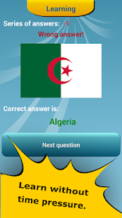 World Flags Quiz- screenshot thumbnail