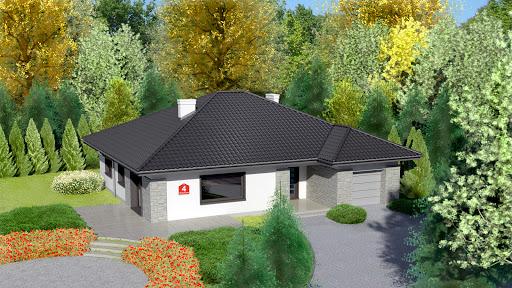 projekt Dom przy Słonecznej 4