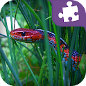 Snake Jigsaw Puzzles icon