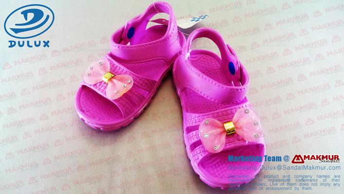 Grosir Sandal Anak Merk Dulux M 155-1