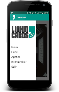LinkinCards- screenshot thumbnail