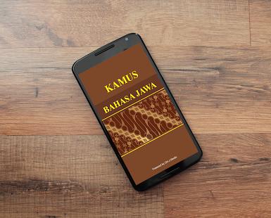 Kamus Bahasa Jawa Offline - náhled