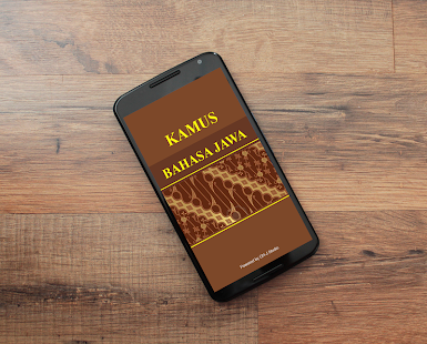 Kamus Bahasa Jawa Offline - Apps on Google Play