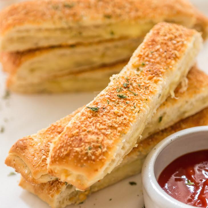 Cheesy Bread Sticks Recipes — Dishmaps