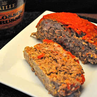 Simple Meat Loaf.