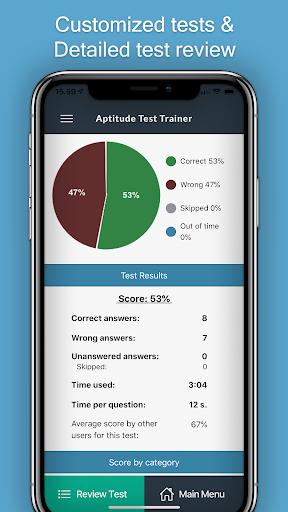 Aptitude Test Trainer screenshot 4