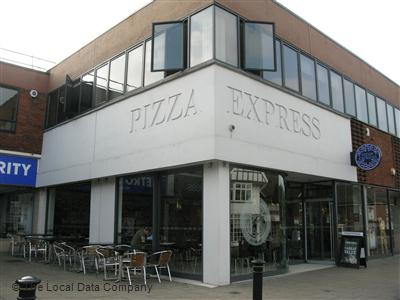 Pizzaexpress On Station Road East Restaurant Italian In