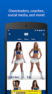 Indianapolis Colts Mobile- screenshot thumbnail