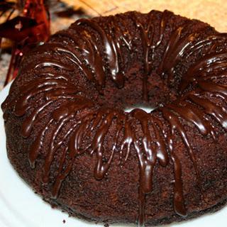 Featherlight Chocolate Cake.