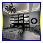 3d bedroom designer icon