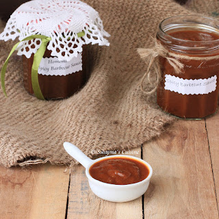 Spicy Barbecue Sauce