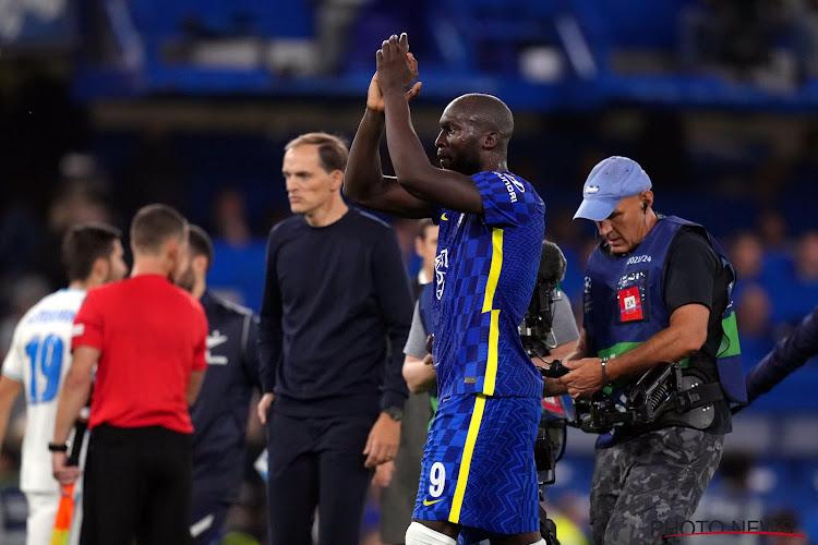 Romelu Lukaku zal minstens de komende twee wedstrijden van Chelsea aan de kant staan