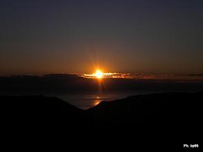 Photo: Tramonto - Ajello 15 gennaio 2012