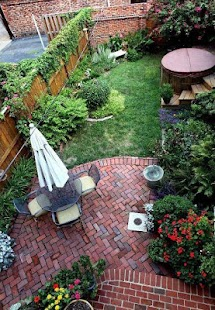 Back Yard Design Ideas - náhled