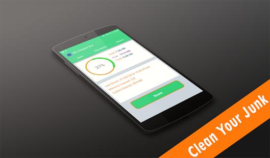 My Cleaner Pro screenshot