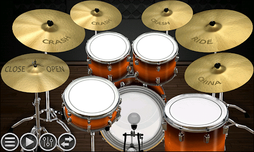 Simple Drums - Basic screenshot 2
