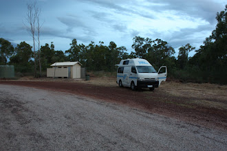 Photo: Year 2 Day 216 - Free Rest Area for the Night (South of Mataranka)