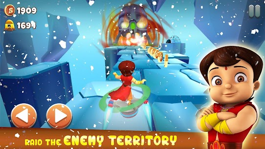 Super Bheem Master Run MOD Apk (Unlimited Money) 5