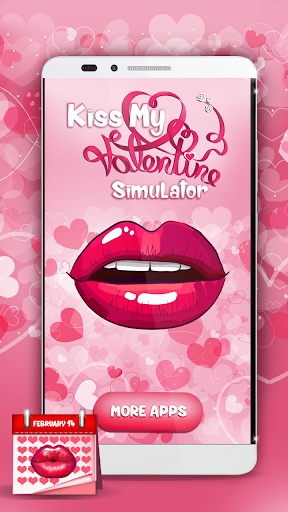 Kiss My Valentine Simulator