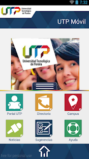 UTP Móvil- screenshot thumbnail