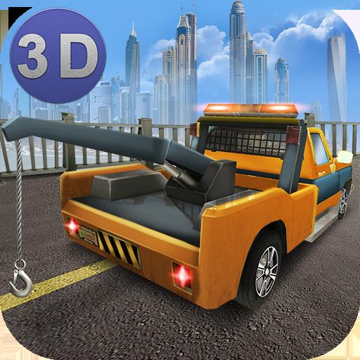 Tow Truck Driving Simulator