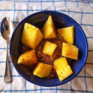 Pineapple Oatmeal Recipes
